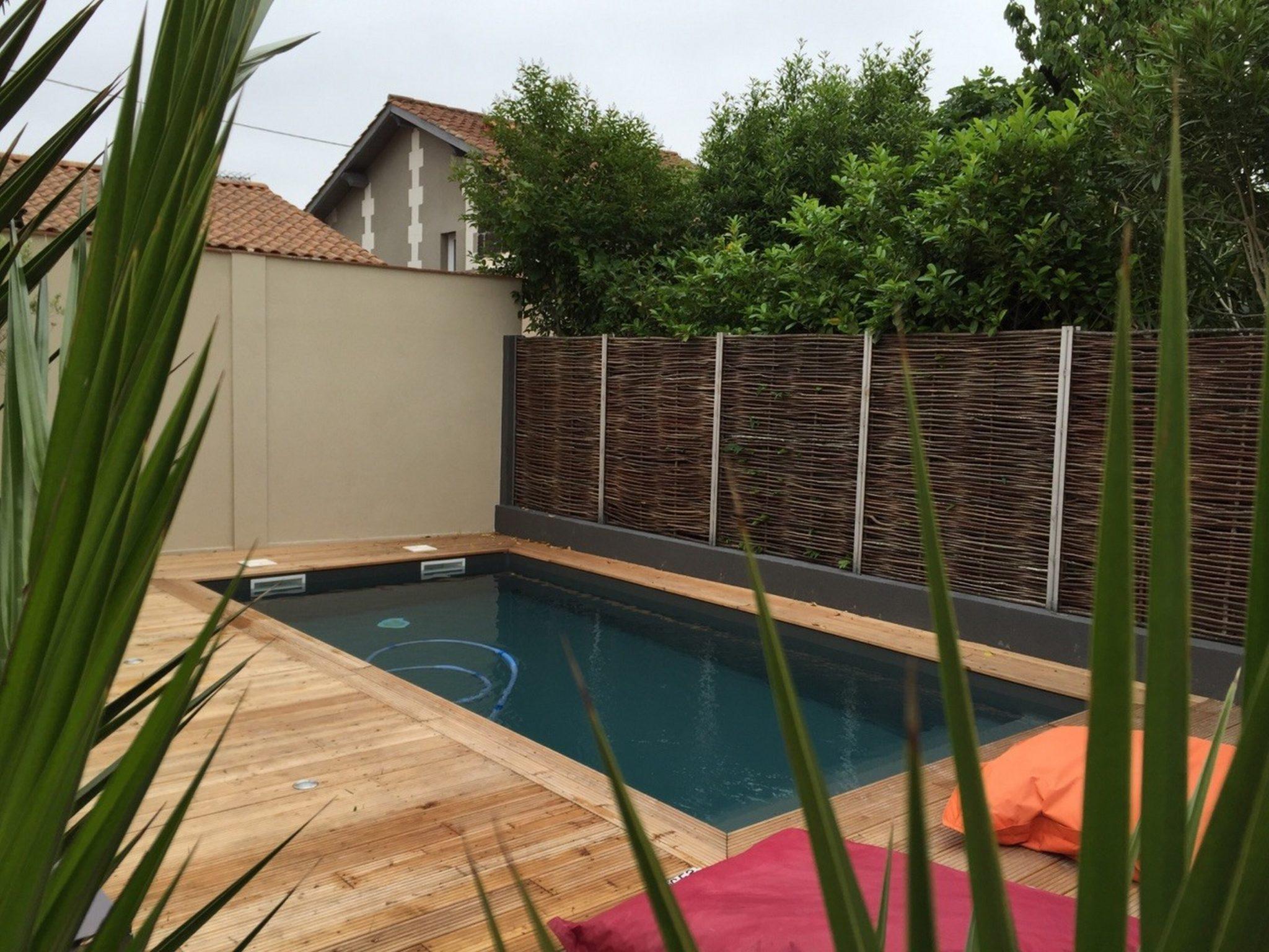 Piscine avec liner fonc reference piscine constructeur Piscine avec liner