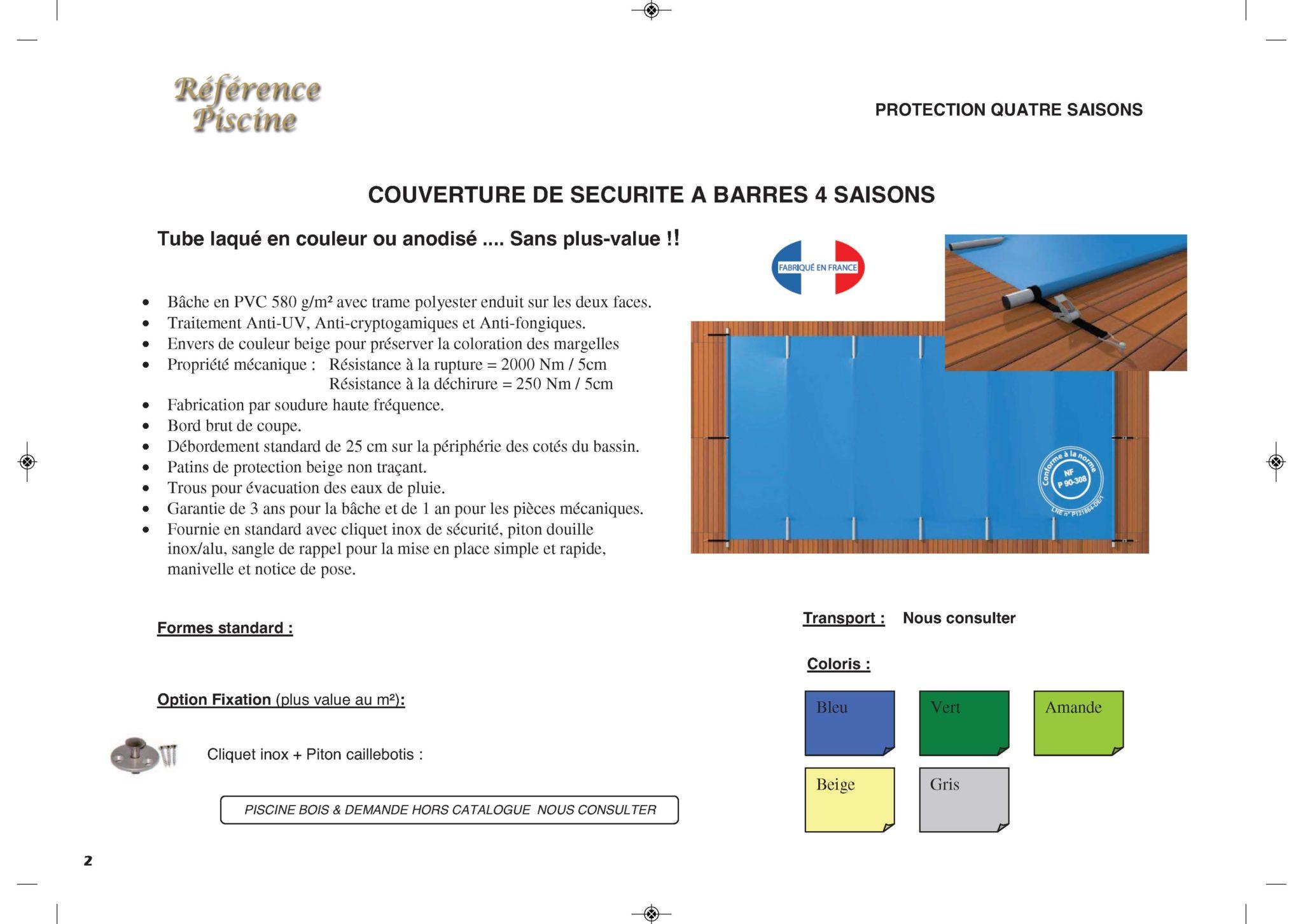les dispositifs de s curit pour prot ger votre piscine. Black Bedroom Furniture Sets. Home Design Ideas